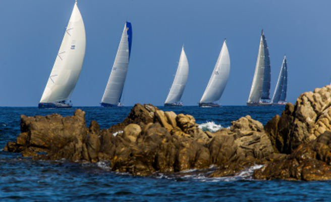 September in Sardinia: regattas at Porto Cervo